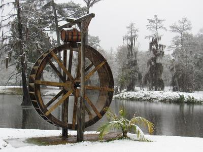 Cassidy park Water Wheel